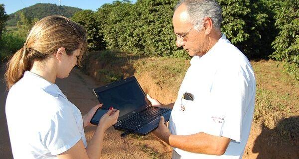 Cooperativa aposta em geoprocessamento para melhorar qualidade de vida do produtor de café