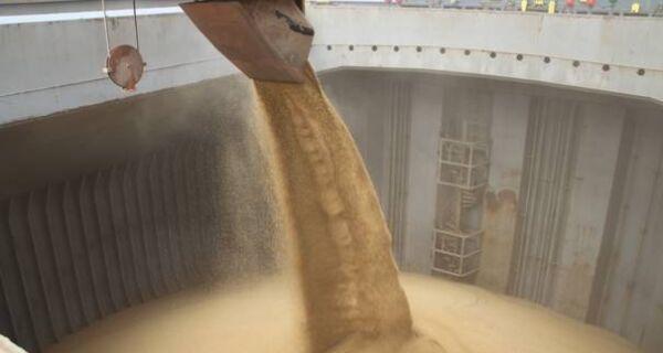 China deve importar volume recorde de soja em 2012