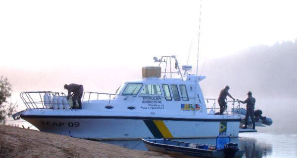 Em MS, piracema proíbe pesca na calha do rio Paraná já neste dia 1º