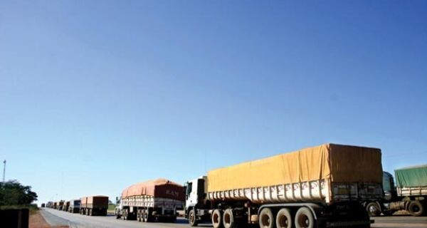 Logística representa até 20% do faturamento de empresas no Brasil