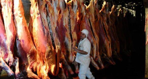 Brasil exportou 12% mais carne bovina no acumulado até outubro