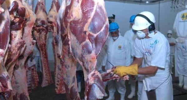 MAPA: Rússia volta a importar carnes do MT, PR, RS e Japão pode começar em 2013