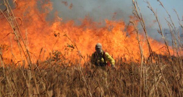 Curso capacita produtores rurais em combate a incêndios florestais