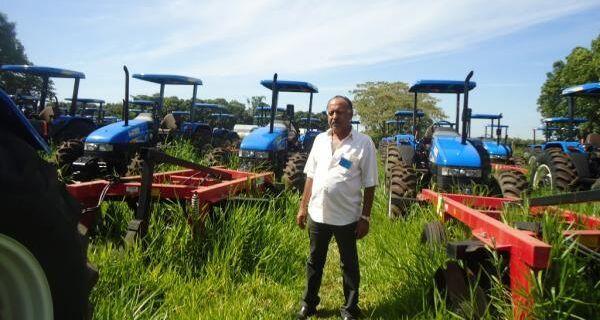 Assentamentos de Chapadão do Sul beneficiados com Patrulha Mecanizada