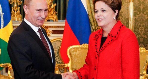 Dilma espera restabelecimento do comércio de carnes com a Rússia