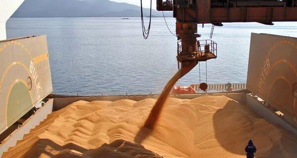 Brasil exportou 90,8% menos soja em dezembro de 2012 frente ao mesmo mês de 2011