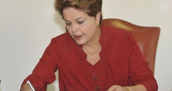 Dilma Rousseff sanciona Política Nacional de Irrigação