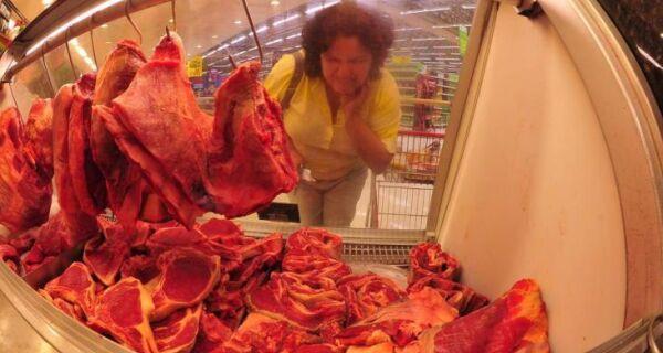 Baixo consumo reduz preços da carne bovina pela quinta semana consecutiva