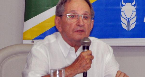 Senador Figueiró aborda questões indígenas em palestra na Expogrande dia 12