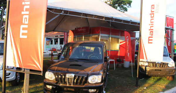 Aura Mahindra: Scorpio robustez no campo e conforto na cidade