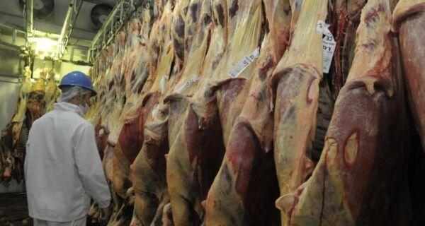 Exportação de carne bovina aumenta 10,2% no mês de maio, segundo MDIC
