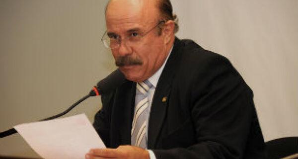 Morre deputado federal Homero Pereira