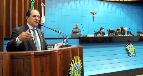 Zé Teixeira comemora acórdão do STF que anula demarcação em MS