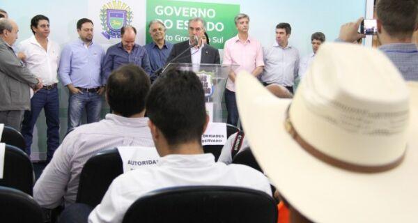 Para fomentar tradição sul-mato-grossense, Reinaldo repassa R$ 262 mil para Clubes de Laço