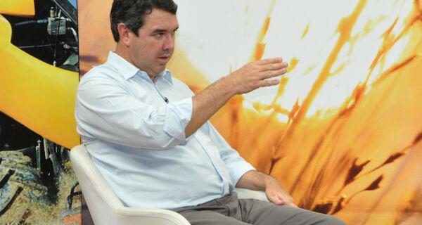 Secretário Eduardo Riedel é o entrevistado do Caminhos do Produtor