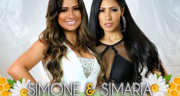 Simone e Simaria abrem circuito de shows da ExpoMS Rural nesta sexta, 19