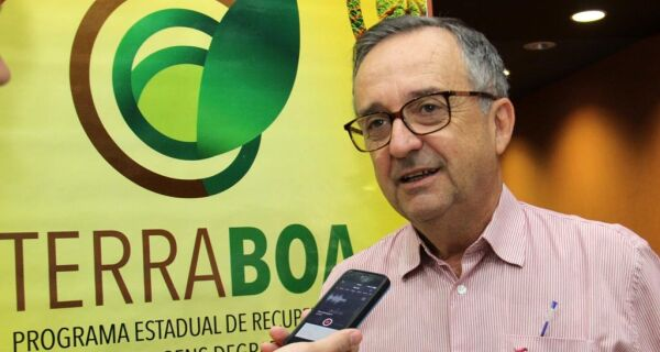Governo prepara técnicos agropecuários para impulsionar o programa Terra Boa