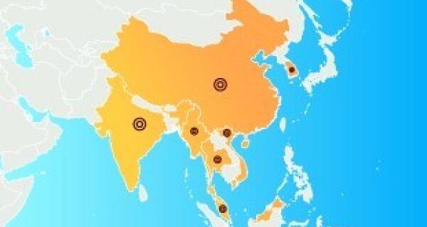 Blairo visita sete países asiáticos para negociar a ampliação de mercados para o agronegócio brasile