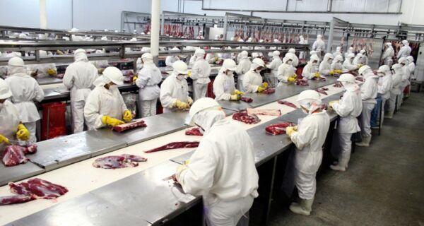 Cinco plantas frigoríficas estão aptas a vender carne bovina aos Estados Unidos