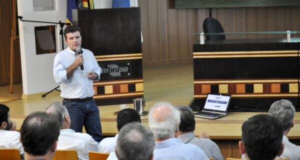 Reunião MS/PR/MT Livre de Febre aftosa sem vacinação, em Campo Grande