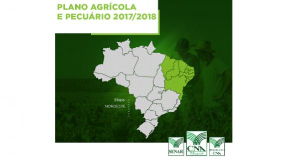 CNA inicia reuniões para definir propostas ao Plano Agrícola e Pecuário 2017/2018
