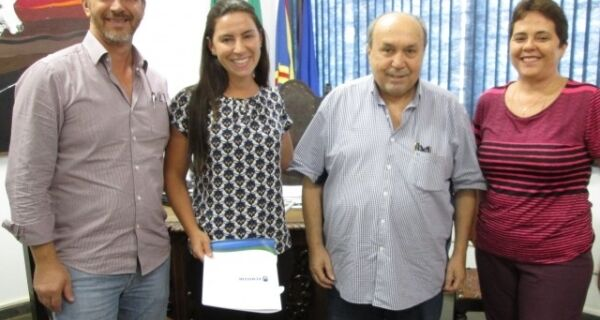 Acrissul assina contrato com Campo Belo para bebidas na Expogrande 2017