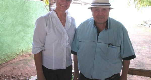 Presidente da Acrissul recebe secretária de cultura e turismo de Campo Grande