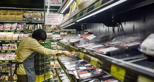Em Hong Kong, mercados tiram carne brasileira antes mesmo de embargo