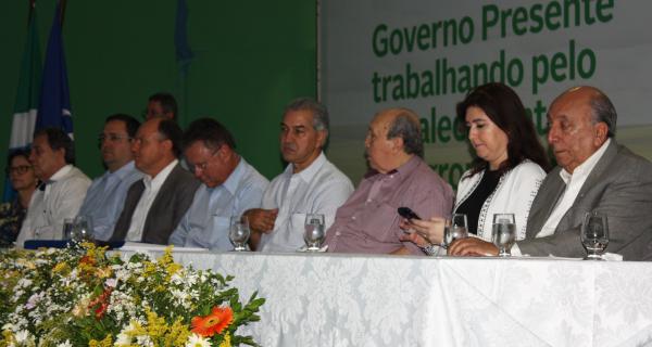 Abertura da 79º Expogrande é marcada pela defesa da carne Sul-Mato-Grossense