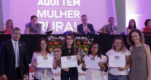 Sead lança campanha #MulheresRurais, mulheres com direitos