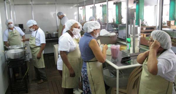 Agraer promove curso de produção de derivados do leite durante a 79ª Expogrande