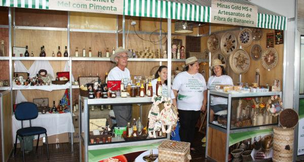 Agricultura familiar de Mato Grosso do Sul mostra sua produção na 79ª Expogrande