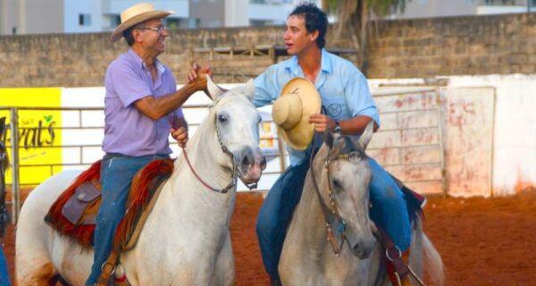 Cavalo Pantaneiro leva cultura e resiliência do Pantanal à 79ª Expogrande