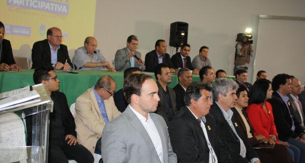 Propostas para alavancar agricultura familiar marcam 1ª Câmara Participativa na 79ª Expogrande