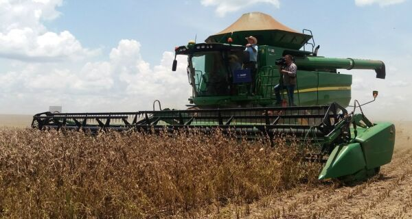 Com incremento de 27,8%, MS deve registrar na safra 16/17 maior produção de grãos de sua história