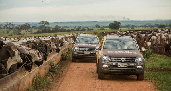 Mato Grosso do Sul recebe Rally da Pecuária