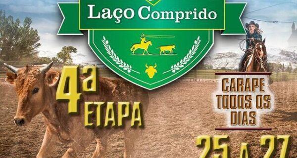 4ª Copa Acrissul de Laço Comprido movimenta ExpoMS Rural