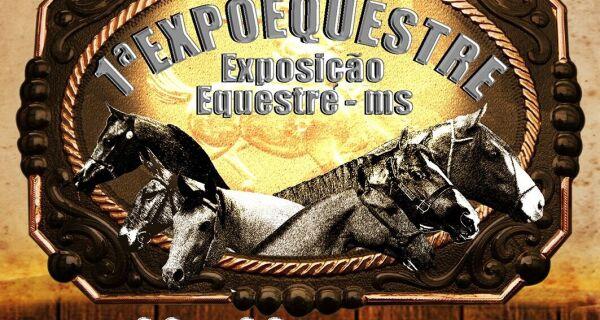 1ª Expoequestre movimenta equinocultura do Mato Grosso do Sul