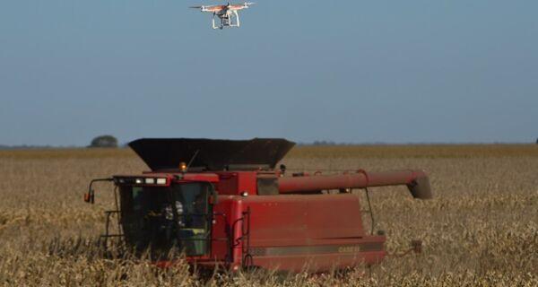 Drone: evento apresentará tecnologias  do agro no dia 22, em Campo Grande