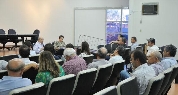 Diretoria da Acrissul avança com preparativos para Expogrande 80 Anos
