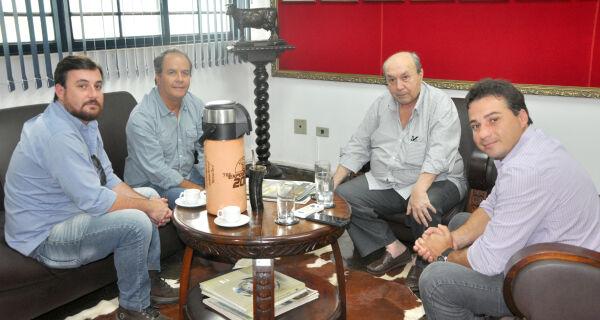Núcleo Crioulo MS estuda construção de pista de mangueira na Acrissul