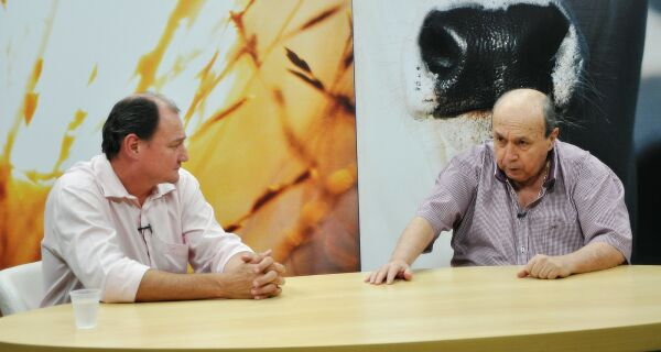 Secretário da Seinfra, Marcelo Migilioli, fala de Fundersul ao Caminhos do Produtor