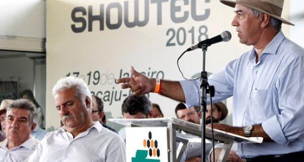 Em apoio a pesquisa, Semagro participa da 23ª edição da feira tecnológica Showtec