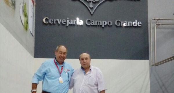 Acrissul visita instalações da fábrica da cerveja Bamboa em Campo Grande