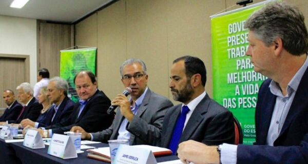 Brasil e Bolívia discutem fornecimento de gás natural durante encontro em Campo Grande