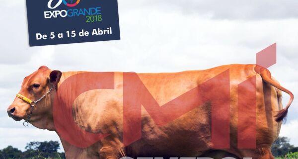 Senepol CMI participa mais uma vez da Expogrande