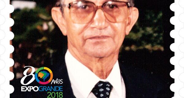 Acelino Roberto Ferreira, seu Uru, é o homenageado da Expogrande deste ano