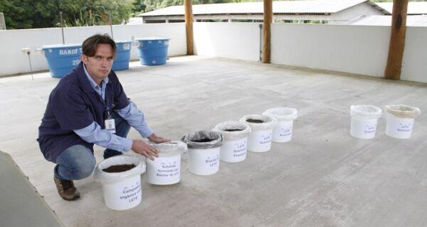 Pesquisa da Embrapa mostra uso sustentável de lodo de esgoto para aumentar produtividade no campo