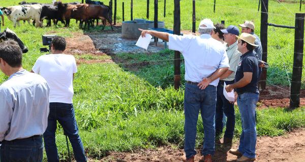 Dia de Campo acontece na Fazenda Cachoeira São Sebastião