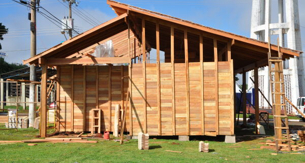 Empresa Madeza oferece solução rápida e eficiente para construções